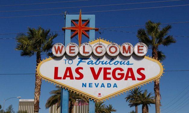La hora en Las Vegas